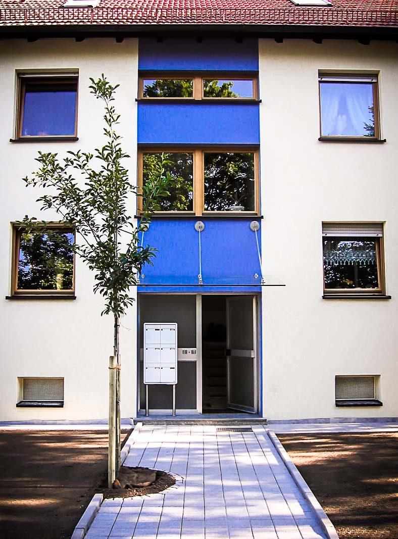 Umbau eines Wohnhauses I Engelhardtplan